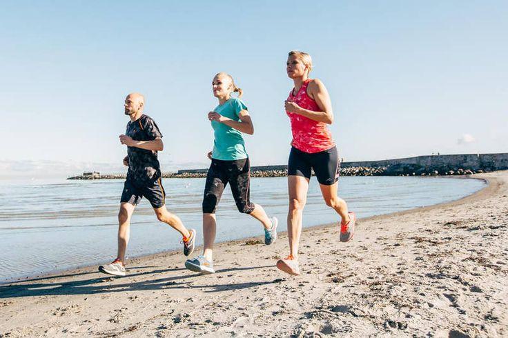 Du willst Ausdauer auf- und Fett abbauen? Nichts wie rein in die Runningschuhe. Aber auch Laufen will gelernt sein. Erst mit der richtigen Technik profitieren deine Gelenke vom Sport