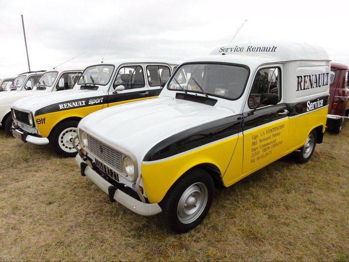 renault 4l f4 renault service car 39 s pinterest. Black Bedroom Furniture Sets. Home Design Ideas