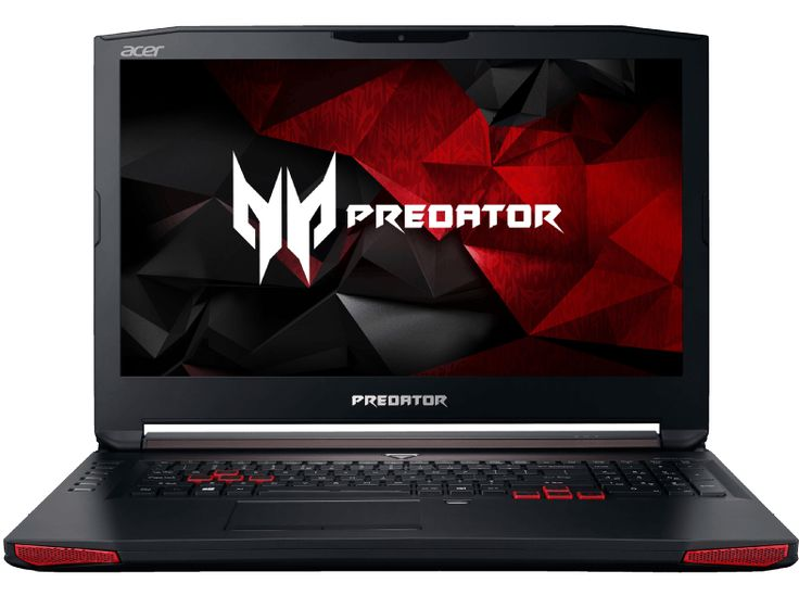 on aime ACER PC portable gamer Predator G5-793-7962 Intel Core i7-6700HQ (NH.Q1HEH.001) chez Media Markt