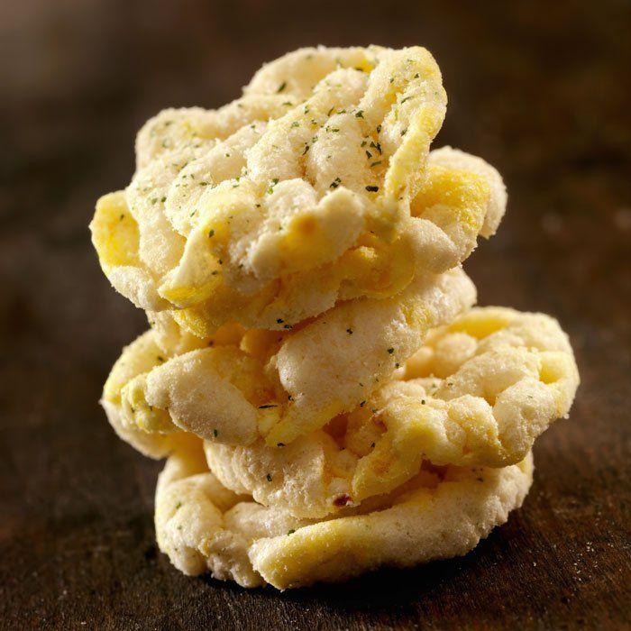 Chips de riz : le snack version light