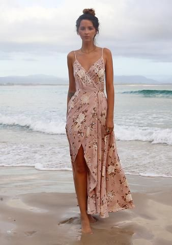 Strappy Muse Maxi Vintage Blooms Musk. Why are Australian brands so amazing?