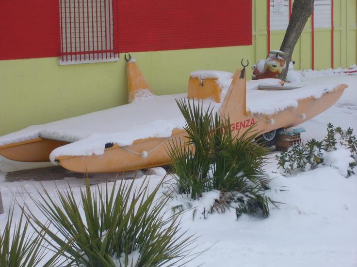 Anche in Inverno.........Vi attendiamo per la prossima estate