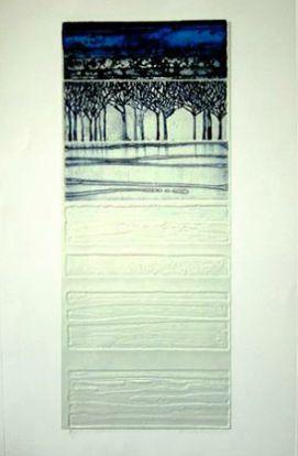 Brenda Harthill - 'Winter Variations II'