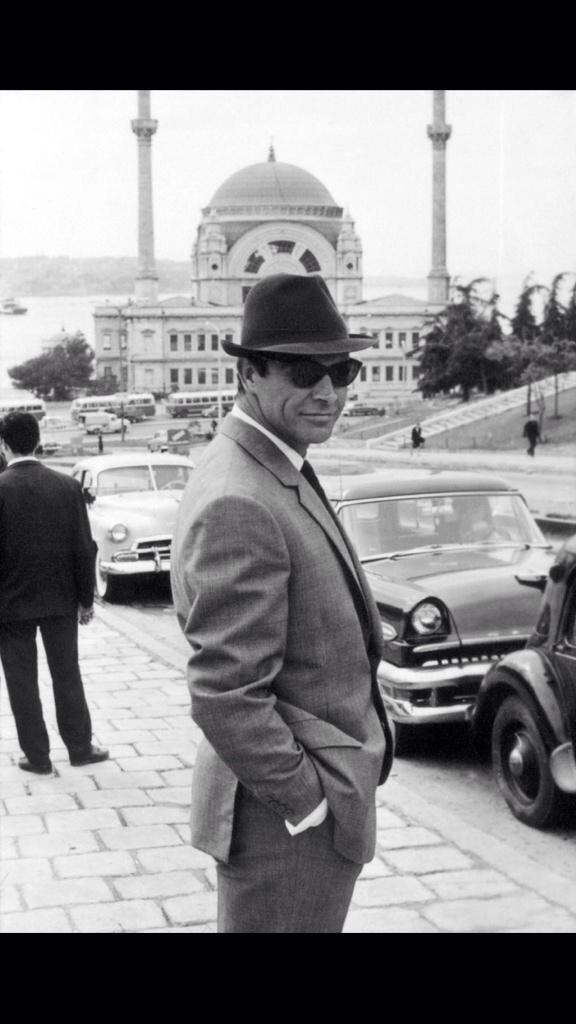 James Bond #istanbul #istanlook