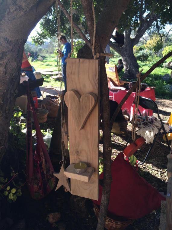 Placas de madeira para pendurar by AMArteCrafts on Etsy