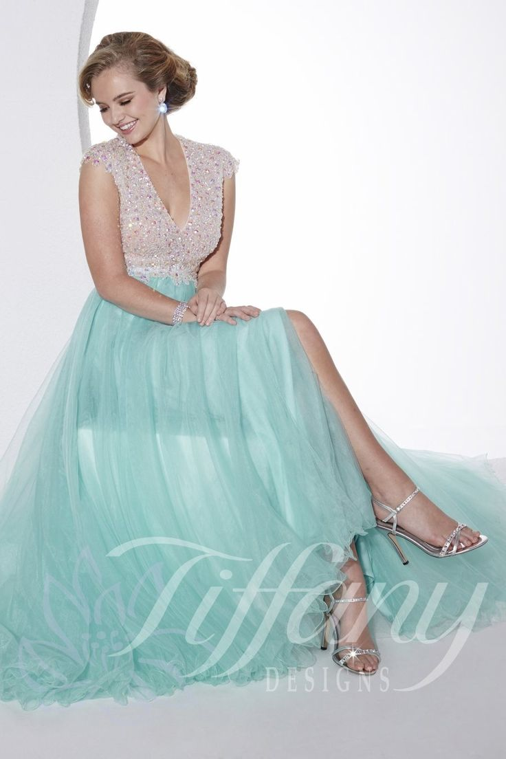 118 best Tiffany Designs Dress Collection images on Pinterest | Gown ...