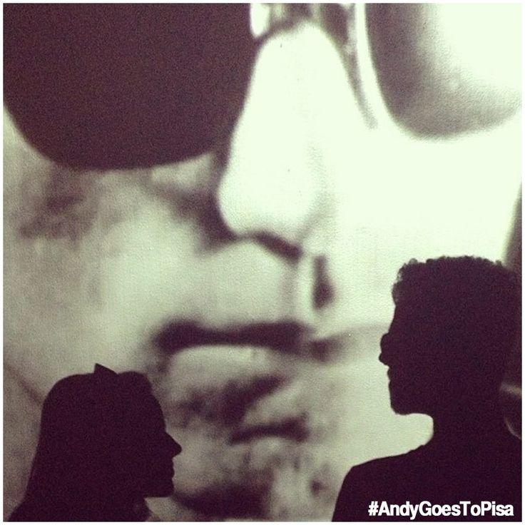 Photo Challenge #AndyGoesToPisa! La vostra interpretazione per noi conta più di tutto #andy #warhol #pop #art