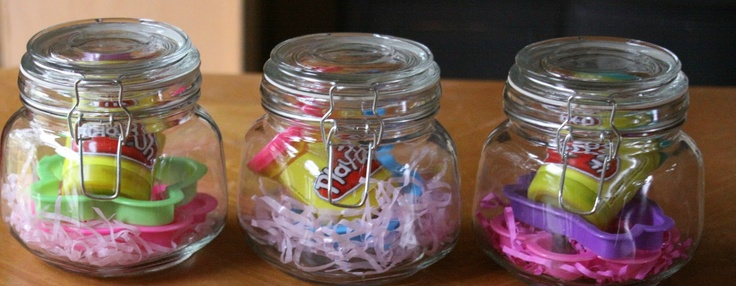 Easter gifts in a jar!