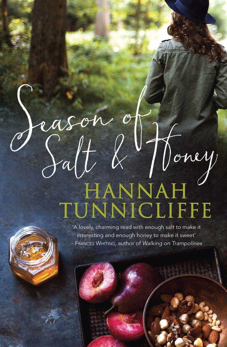 Season of Salt And Honey cover design by Natalie Winter