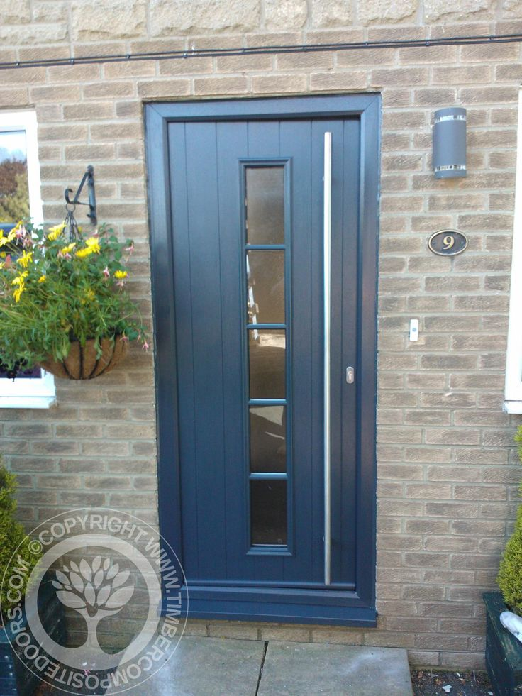 More fitted Solidor Timber Composite Doors fitted throughout the UK by ourselves. take a look at just how much these can enhance a home, available for both DIY or fully fitted anywhere in the UK from our website #solidor #compositedoors #timbercompositedoors #frontdoor