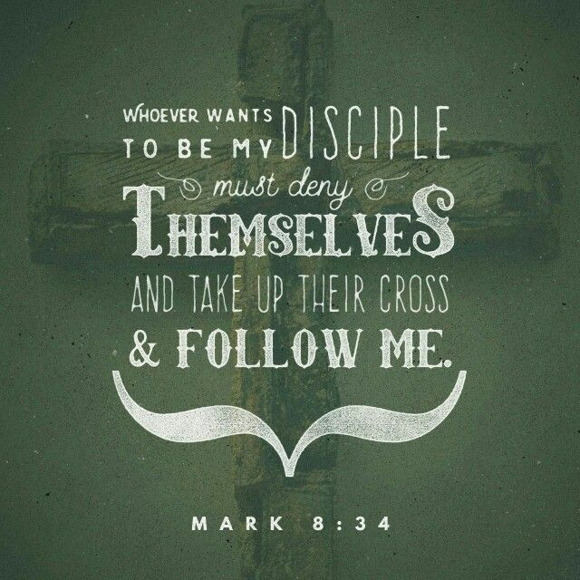 Daily Bible Quotes Text: And Calling The Crowd To Him With His Disciples, He Said