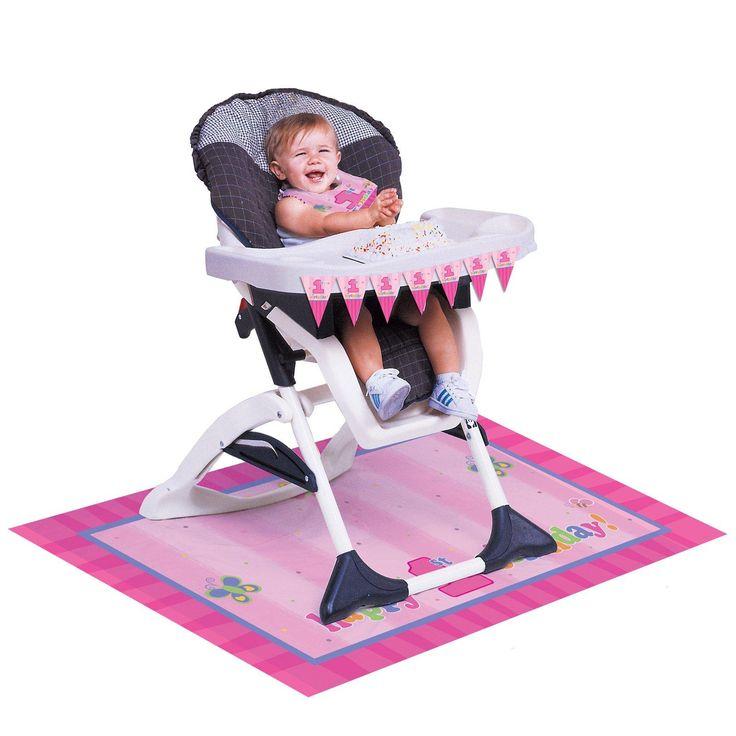 Best 25 Girl high chair ideas on Pinterest Baby birthday