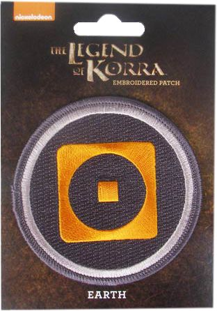 Avatar the Last Airbender - Legend of Korra Earth Patch by Dark Horse Comics