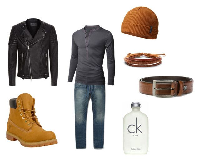 """MALE Decadent Timberland"" by decadentme on Polyvore featuring Timberland, AllSaints, Columbia, Doublju, Calvin Klein, Paul & Shark, Express, men's fashion and menswear"