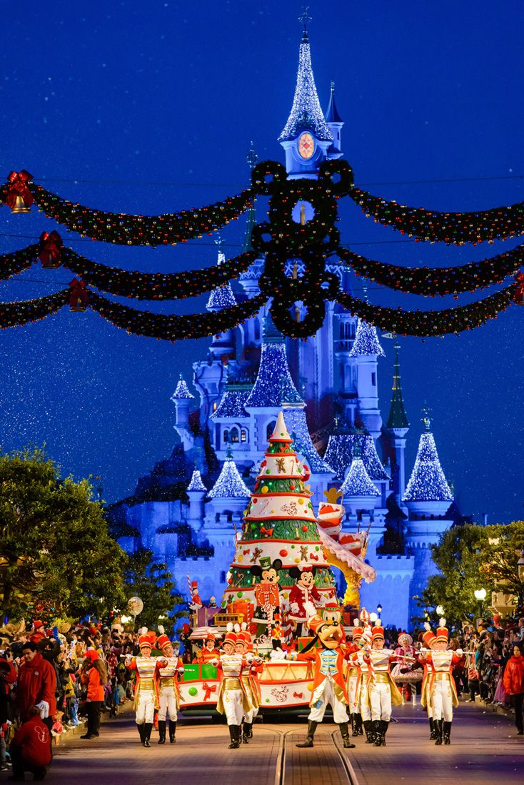 On a testé: passer les fêtes de Noël à Disneyland Paris | Femina