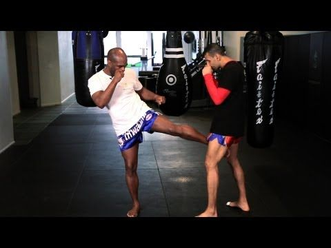 Kicking Techniques | Muay Thai Attacking Techniques | MMA