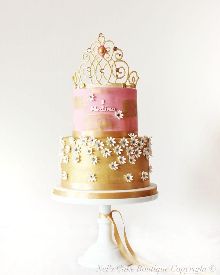 Small Tiara Cake   Tiara cake, Cake, Desserts