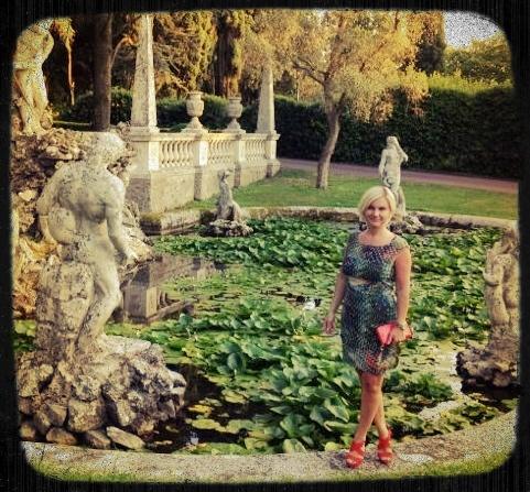 Villa Cortine, Sirmione Italia