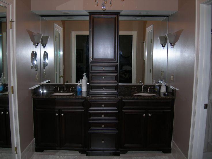 Best 25 Double Sink Small Bathroom Ideas On Pinterest  Small Fair Double Sink For Small Bathroom Inspiration