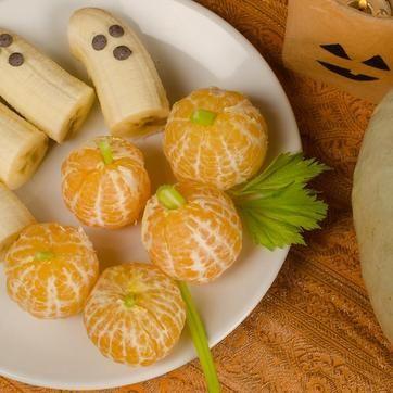 Halloweenin hauskat ruokaniksit – kokeile näitä!