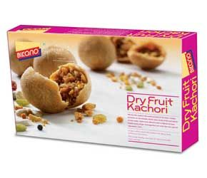 Dryfruit Kachori from Bikanervala Sweets, Delhi is the most popular namkeen. It is widely consumed as tea time snacks. It is also a popular menu for birthday party and office party. Traditional Indian snack manufactured from age old recipes. They are always a favourite at cocktails and a must at tea time. Order dry fruit kachori online @ http://www.mithai4all.com/product/Bikano-Sweets,-New-Delhi/New-Delhi/Dryfruit-Kachori/928.aspx