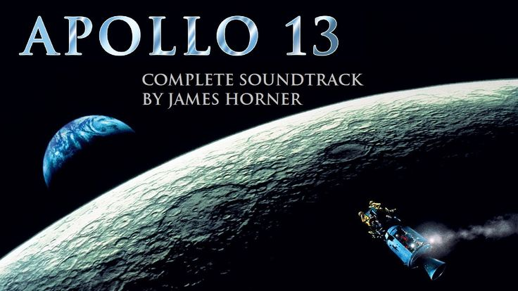 Apollo 13 Complete Soundtrack OST (Promo Score) by James Horner