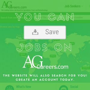 Best AgCareers.com tools for busy job seekers