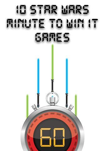 10 FREE Star Wars themed Minute to Win It Games for Children's Church or Sunday School.