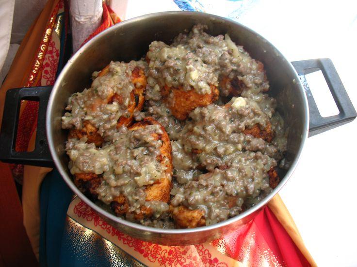Stuffed Schnitzel (Aka Chicken Kiev)