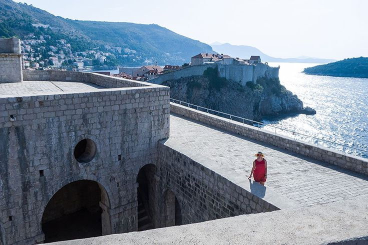 This uber-fan and her husband went to Croatia in search of their favorite scenes' settings from Game of Thrones.  Which show would I want to go find the filming locations for? BoredPanda