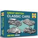 Haynes Great British Cars Haynes Edition Jigsaw The Great British Classic Cars Jigsaw features 4 great classic cars made in Britain: Morris Minor, Ford Cortina, Ford Prefect and the Vauxhall Viva. This detailed 1000 piece jigsaw puzzle features cla http://www.MightGet.com/january-2017-11/haynes-great-british-cars-haynes-edition-jigsaw.asp