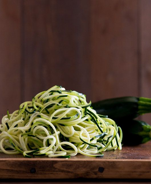 Zucchini Noodles Pasta Recipe and Zoodles Zucchini PAD THAI Recipe