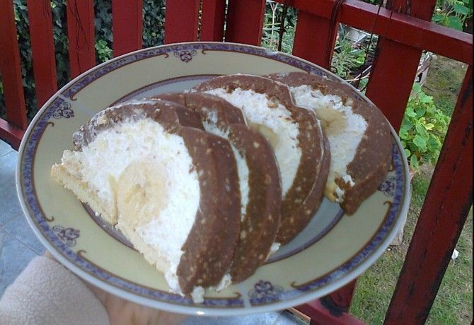 Banános őzgerinc sütés nélkül