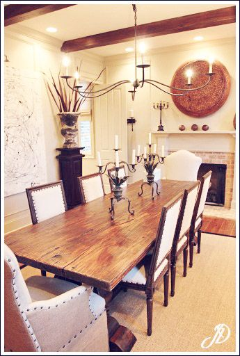 Dining Room Decorating Ideas To Create An Inviting Room For Friends And  Family!
