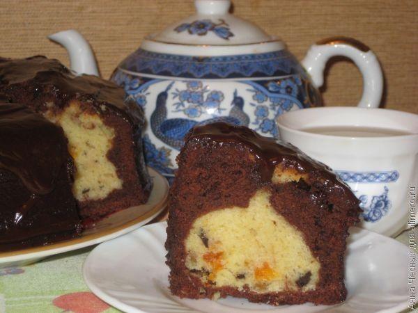 Хочу предложить вам рецепт универсального кекса, который очень легко…