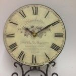 Vintage Style Clocks Perfect For Your Home http://blog.victoriajameshomeaccessories.co.uk/vintage-style-clocks-perfect-home/ #shabbychic #vintageclocks #clocks