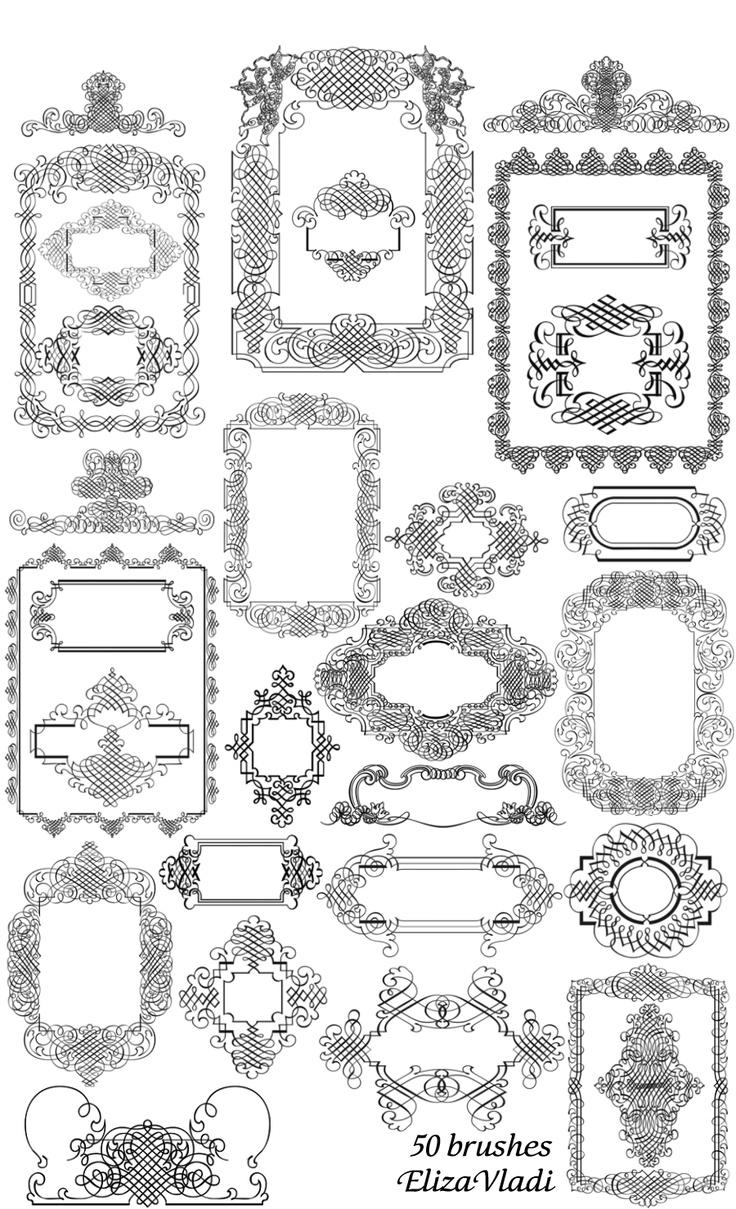 133 best Clipart, design elements for label designing