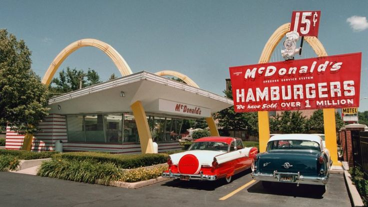 OAK BROOK, Ill. — McDonald's Corp. has announced it will demolish a suburban Chicago museum that's a replica of the hamburger chain's first restaurant.  Ray Kroc built his first restaurant in 1955 in Des Plaines, after franchising the brand from the original owners, Richard and Maurice McDonald.SAD