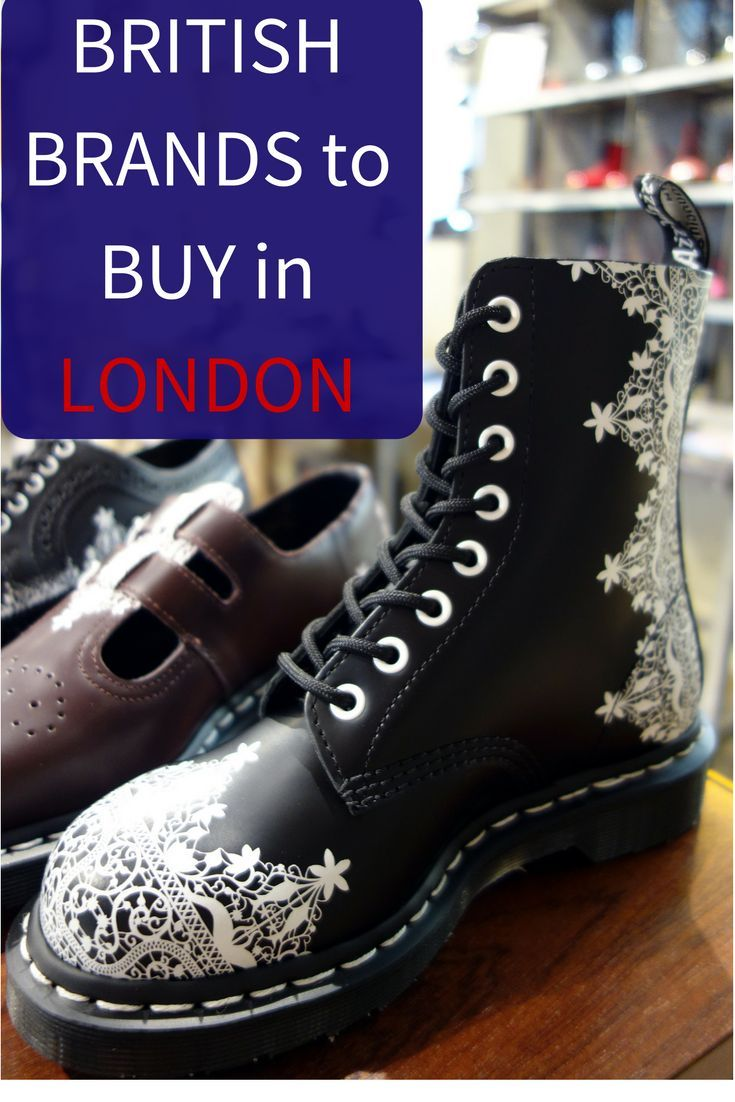 Visiting London- British Brands and What to Buy in London. Take a look inside stores with an American expat in London and learn which brands are cool to buy for the first time you visit London.