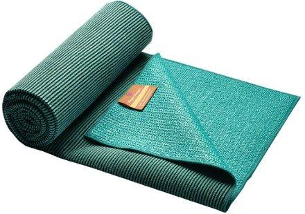 Hugger Mugger Yoga Towel - 72 x 26 in. Teal 72 In