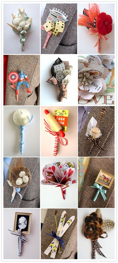 some of these are really creative...so much so that I'm not sure how I feel about them. Except the cooking one. I know how I feel about that one.