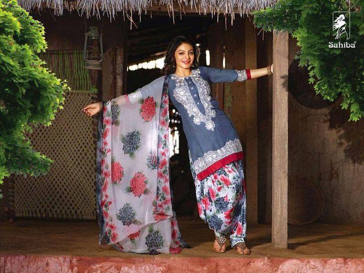 Neeru Bajwa In Punjabi Suits | www.imgkid.com - The Image ...