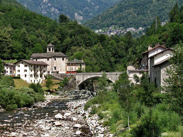 BALMUCCIA - (Piemonte) - Italy - by Guido Tosatto