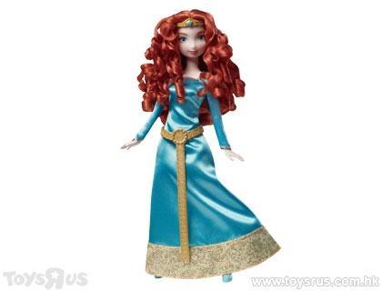 #Disne #Brave Merida Doll