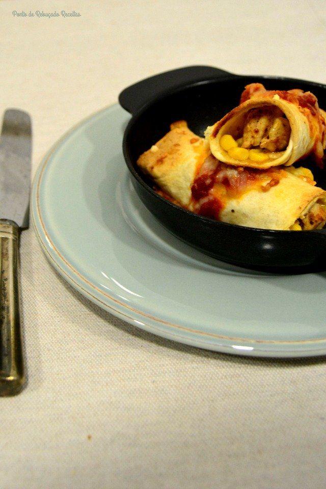 Enchiladas de peru - http://gostinhos.com/enchiladas-de-peru/