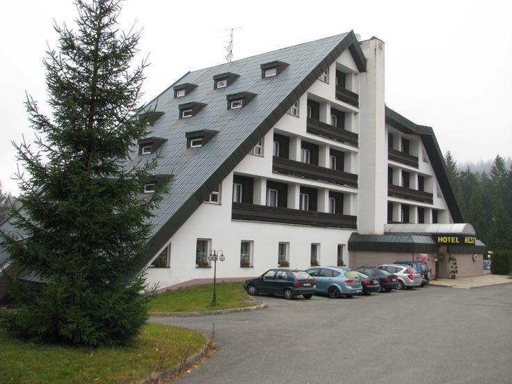 Hotel Mesit - Horní Bečva www.hotelmesit.cz Hotel 3*