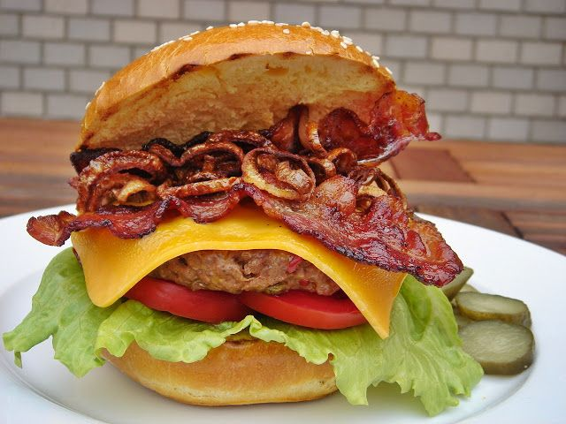 Nem vagyok mesterszakács: Texas BBQ burger - házilag