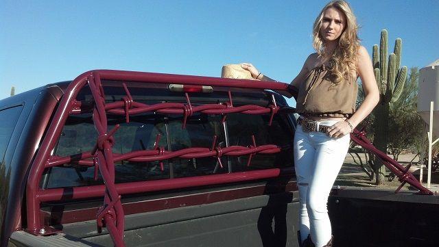 Dodge Ram Trucks >> Big Barbs Truck Bed Bar | The C O U N T R Y life