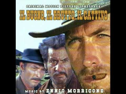 Ennio Morricone - The Ecstasy of Gold - The Good, The Bad and the Ugly