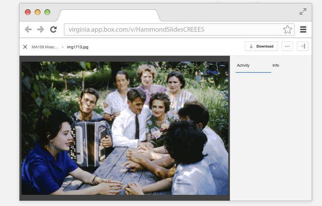 В закладки:  Архив цветных фотографий  СССР 50–70-х годов. Изображение № 1.